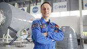 ESA-Astronaut Matthias Maurer und GD Jan Wörner besuchen am  23. und 24. Juni die Uni des Saarlandes
