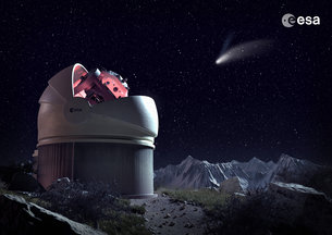 ESA is developing an automated telescope for nightly sky surveys. This telescope is the first in a future network that would completely scan the sky and automatically identify possible new near-Earth objects, or NEOs, for follow up and later checking by human researchers.