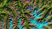 Bild der Woche: Die Ötztaler Alpen