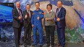 Matthias Maurer ins ESA-Astronautenkorps aufgenommen