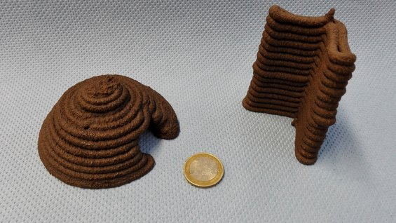 3D printing for Mars