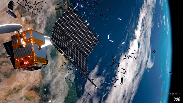 Call for a sustainable future in space