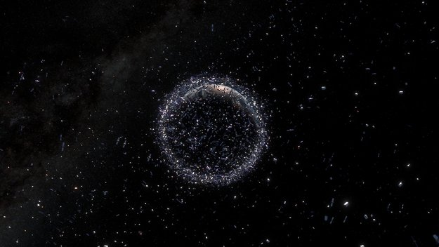 Space Debris By The Numbers Space Debris Space Safety Security