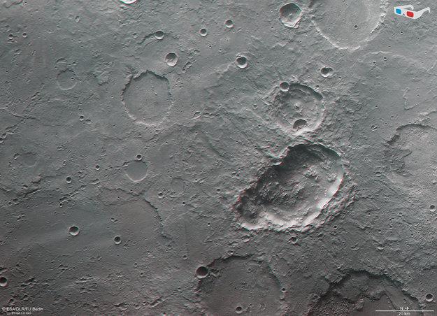 Anaglifo de Terra Sirenum