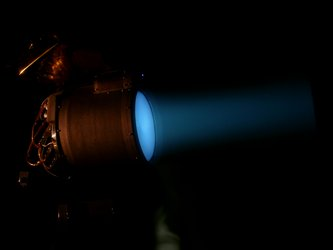 BepiColombo ion thruster
