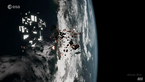 ESA Space Debris Office, ESOC, Darmstadt, Germany: A new video highlights orbital debris and the measures needed to reduce risk and ensure safe access to space for everyone