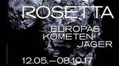 Terminvorschau – Ausstellung zu Rosetta & Kometen im Hessischen Landesmuseum Darmstadt, 12. Mai bis 8. Oktober 2017