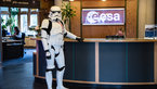 [1/8] Stormtrooper at ESTEC reception