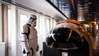 [7/8] Stormtrooper beside IXV model