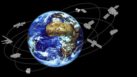 Earth observation missions