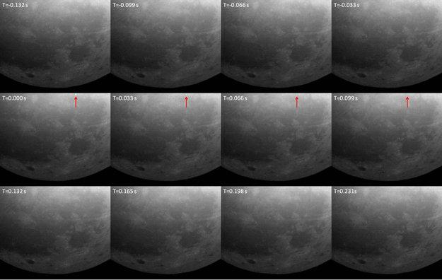 Αποτέλεσμα εικόνας για μετεωροειδη σεληνη