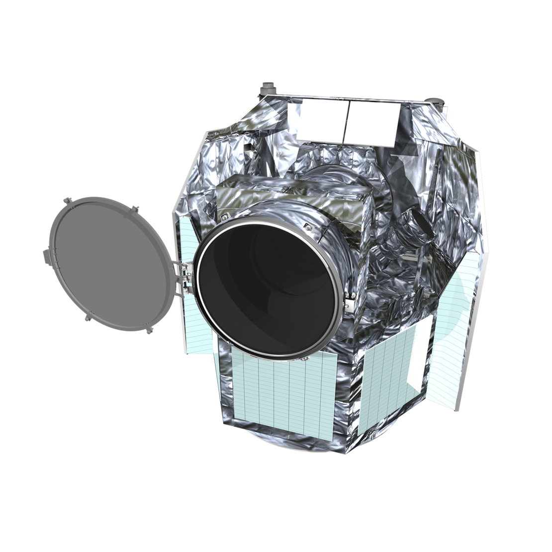 Cheops satellite