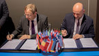 [14/63] ESA signed a Joint Statement with the Grand Duchy of Luxembourg