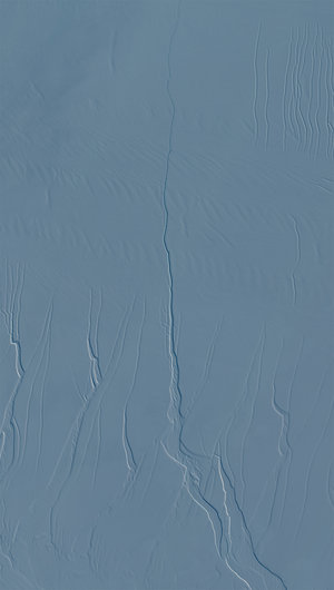 Ice crack seen by Sentinel-2A