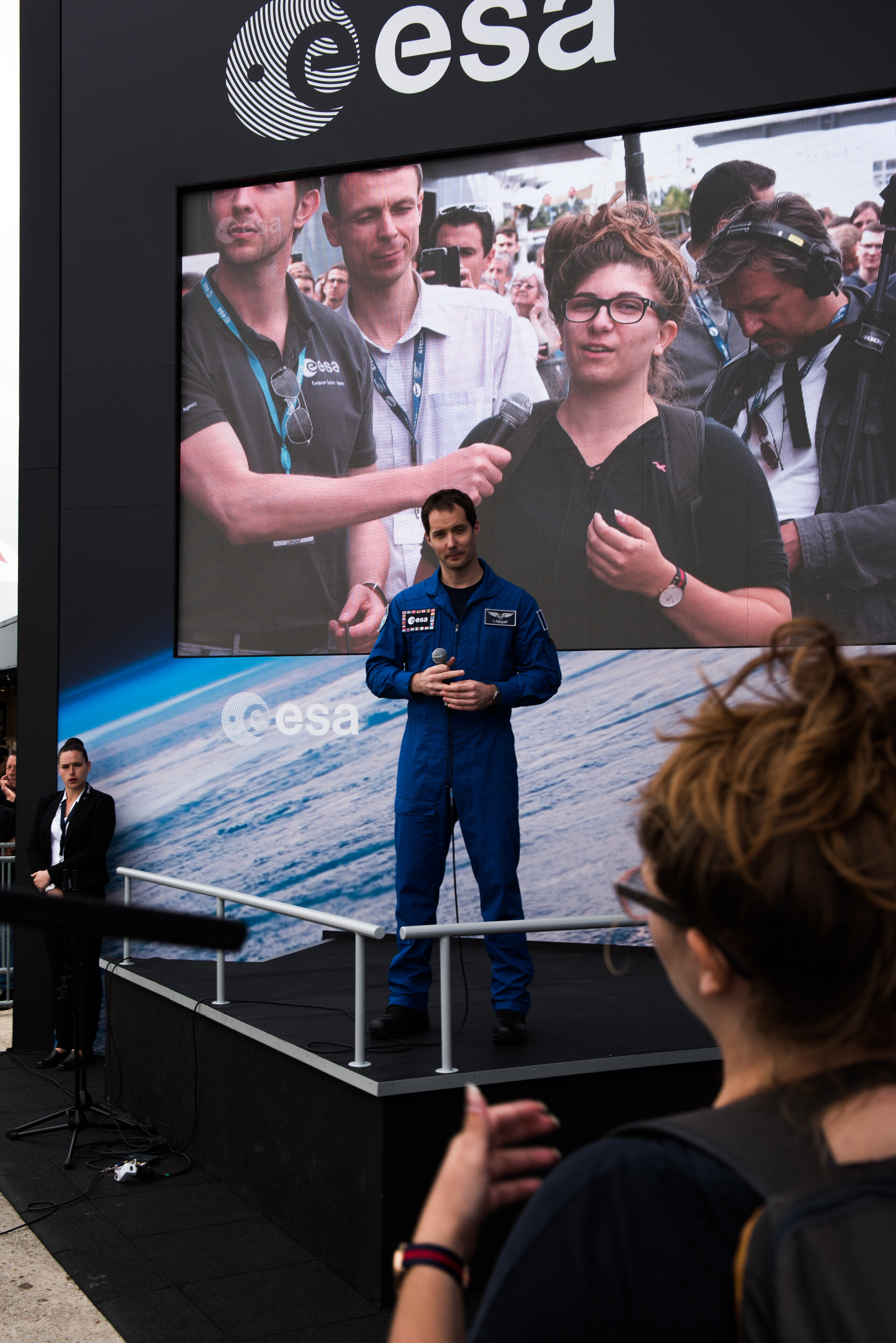 Q&A session with ESA Astronaut Thomas Pesquet
