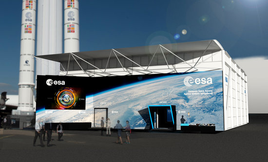 ESA at the Paris Air and Space Show , 19–25 June ...