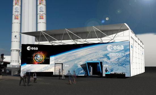 ESA at the Paris Air and Space Show , 19–25 June ...