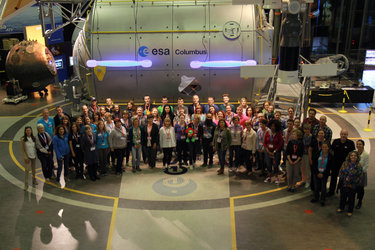 ESA Summer Teacher Workshop - group picture