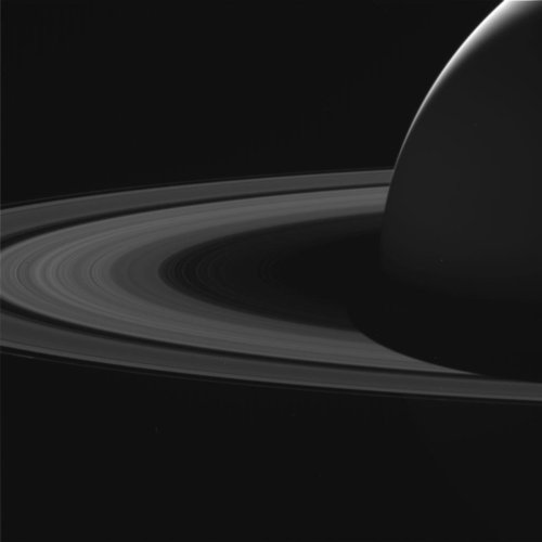 Saturn and rings, 7 June 2017