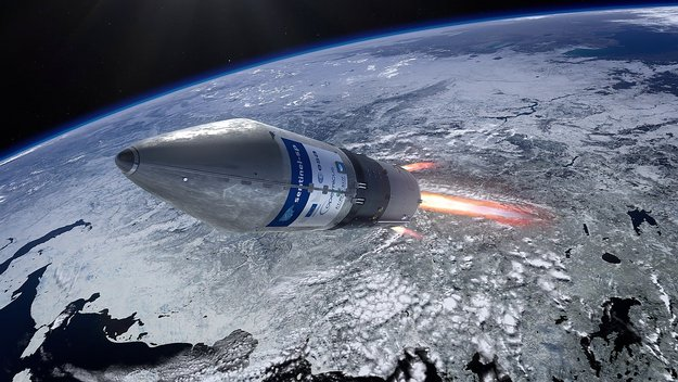 Sentinel-5P Start