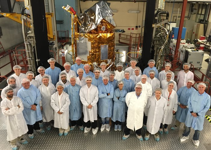 Sentinel-5P ready for testing