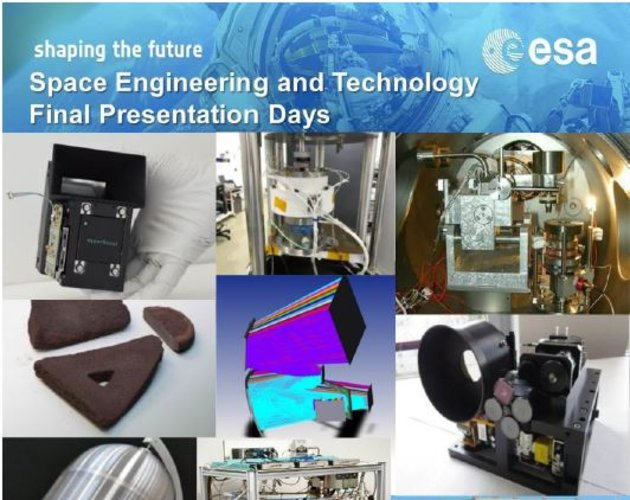 Space Engineering and Technology final presentation days