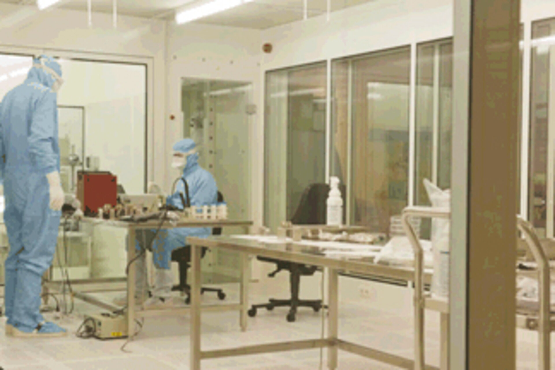 Life Support and Physical Sciences Laboratory