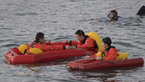 [5/9] Sea survival training China