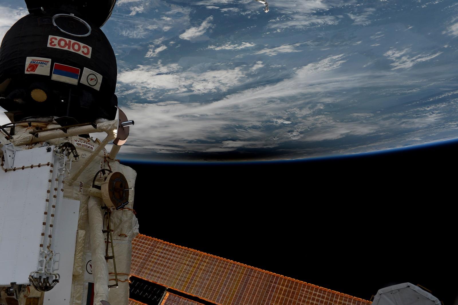 lunar eclipse space station - photo #32