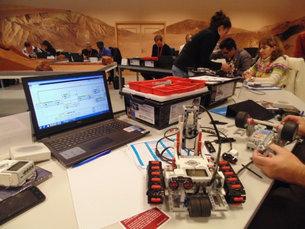 Applications Open For Esa Robotics Teacher Training Workshop