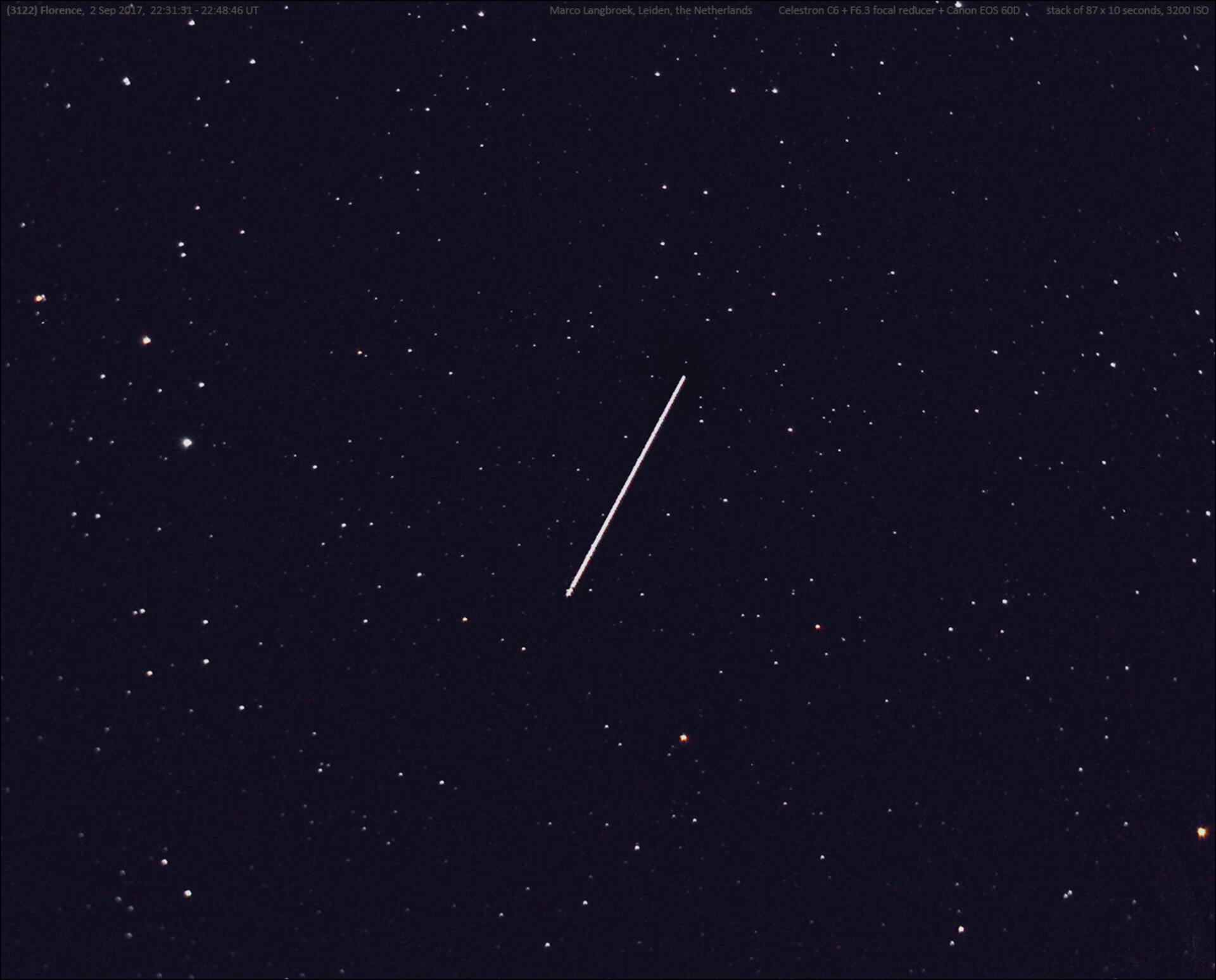 астероид флоренс картинки президента заявили