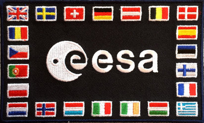 ESA astronaut patch