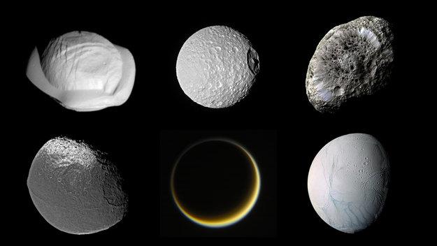 Cassini concludes pioneering mission at Saturn / Cassini ...
