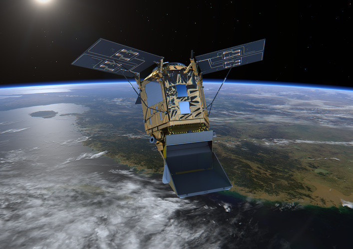 Sentinel-5P and Tropomi
