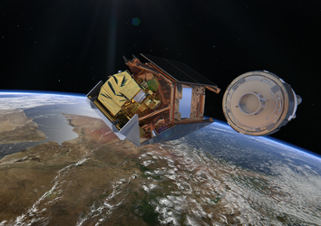 Sentinel-5P released into orbit