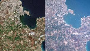 La Tierra vista desde otro ángulo