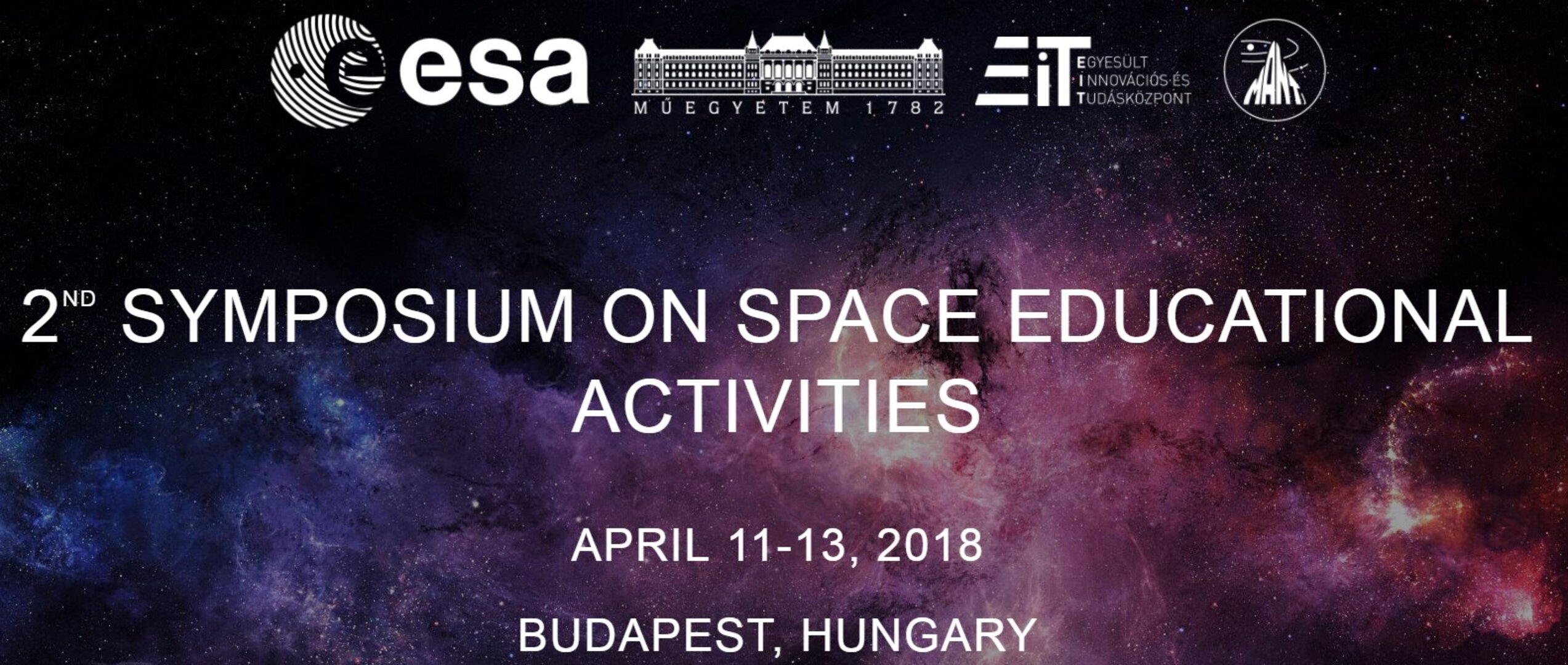 2nd Symposium on Space Educational Activities