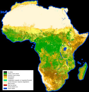 Africa, classified / Space for our climate / Observing the Earth