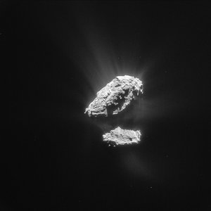 Comet in May 2015