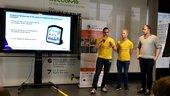 When space meets health: the hackathon