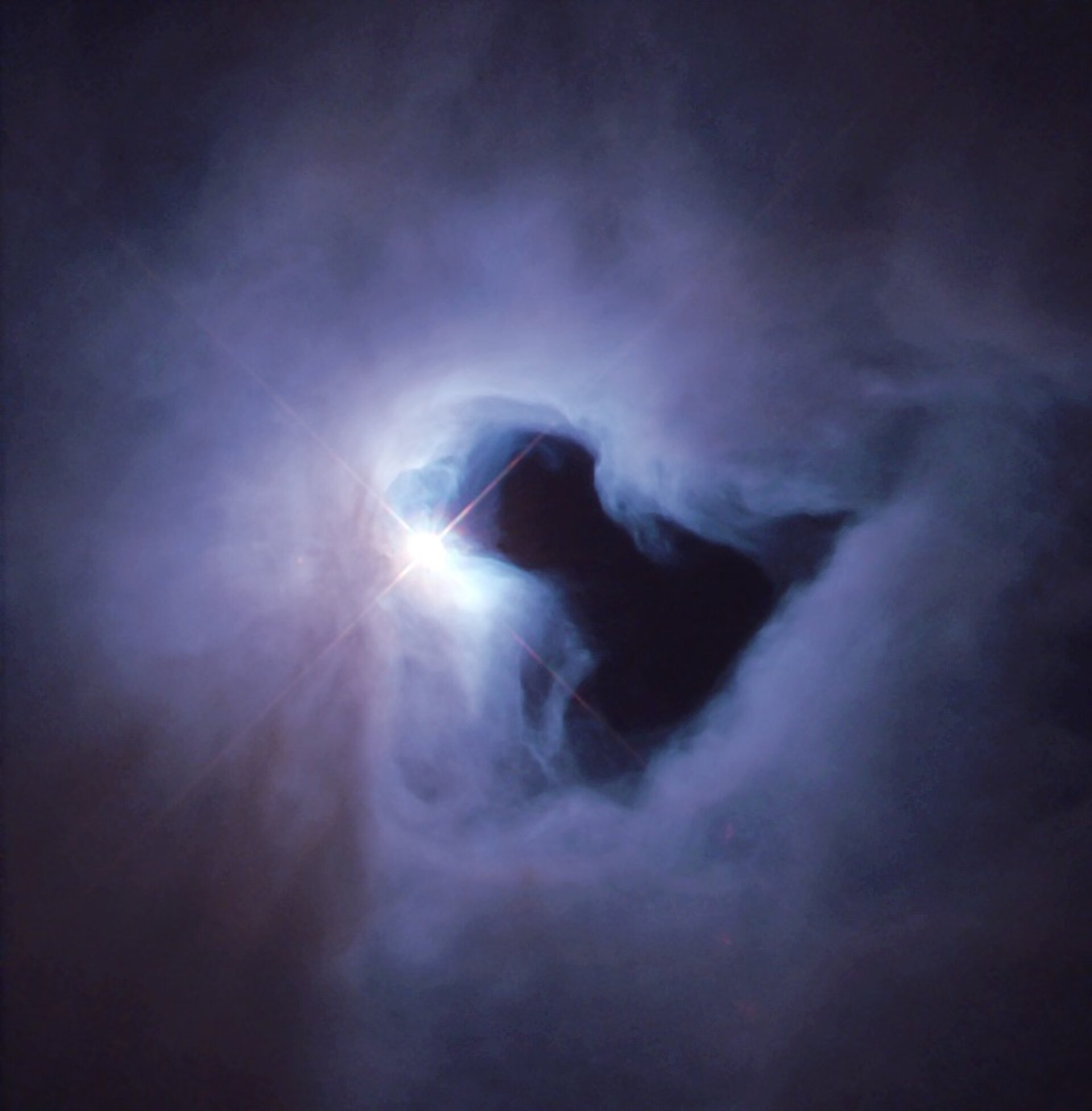 Reflection nebula NGC 1999