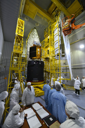 Sentinel-5P encapsulation