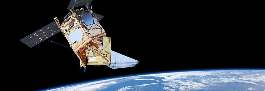 Sentinel-5P in orbit