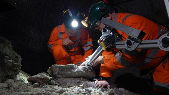 Testing (under)ground for Mars