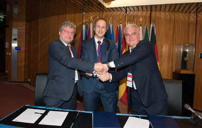 Contracts signed for Vega-E and Space Rider development