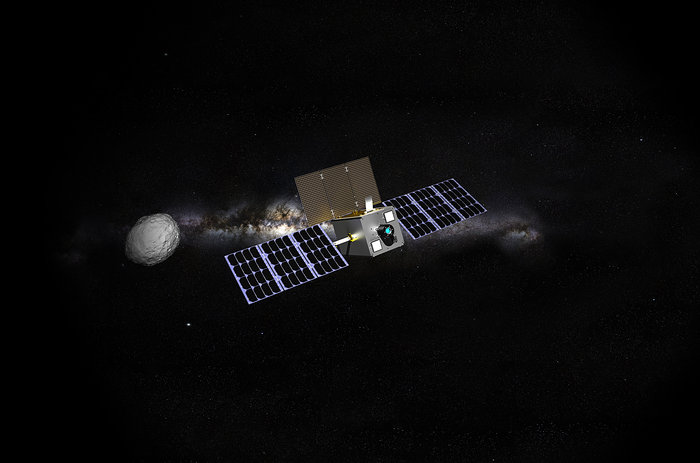 Space in Images - 2017 - 11 - Deep-space CubeSat