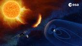 Einladung zur Präsentation der Lagrange-Mission der ESA bei New Scientist Live