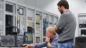 ESA engineers test and debug ground control software and equipment, identifying and solving problems before a current or future mission can be affected.