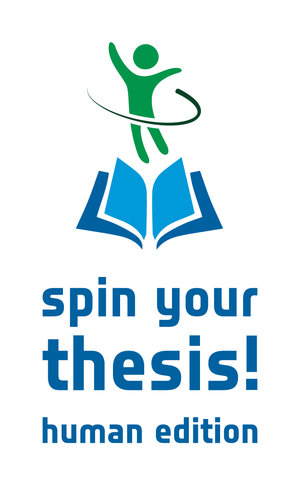 Spin Your Thesis! Human Edition logo