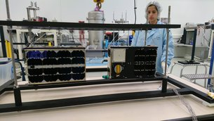 ESA's 'CubeSat central' for smaller missions into space / Space